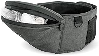 MiaMily 3D Hip Seat Swiss Baby Carrier – Charcoal Grey