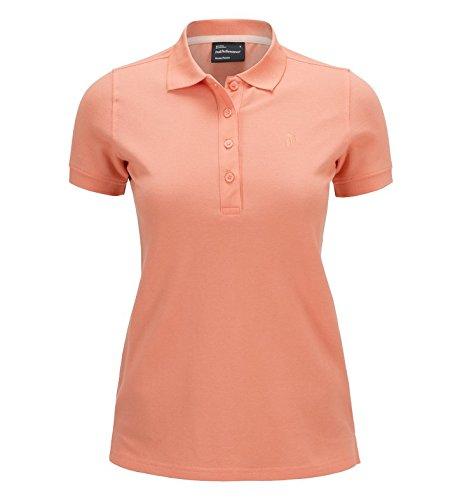 Peak Performance Coral Kick Golf Poloshirt voor dames
