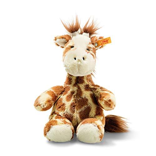 Steiff 68164 Soft Cuddly Friends Girta Giraffe, Hellbraun gefleckt
