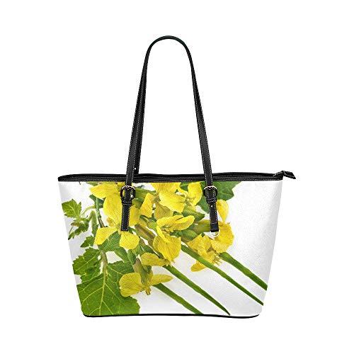 Bunte Vergewaltigungsblumenstraßen große weiche lederne tragbare Handgriff Handhandtaschen kausale Handtaschen Reißverschluss Schulter Einkaufen Geldbeutel Gepäck Organisator die Arbeit Dame Mädchen