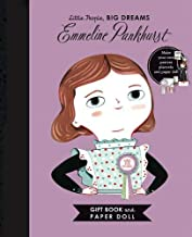 Little People, BIG DREAMS: Emmeline Pankhurst Book and Paper Doll Gift Edition Set (Little People, BIG DREAMS (19))