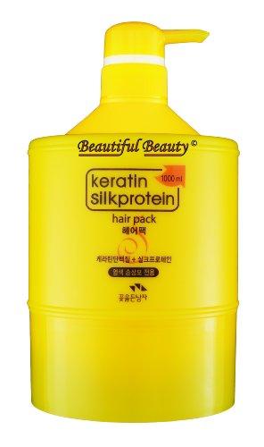 Somang Keratin Silk Protein Hair Pack 1000ml