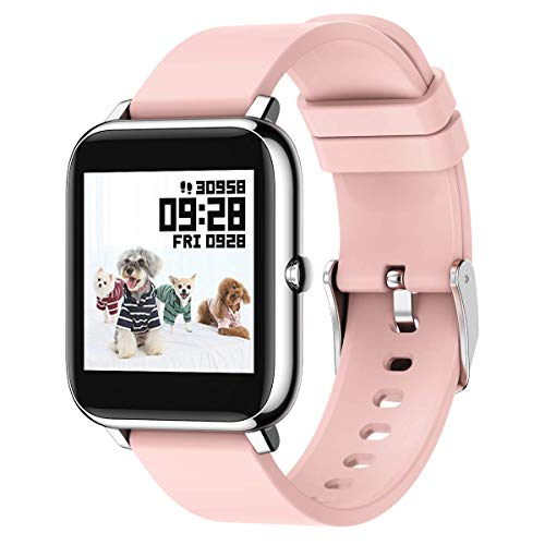 Smart Watch Fitness Tracker Heart Rate Monitor Activity Tracker with...