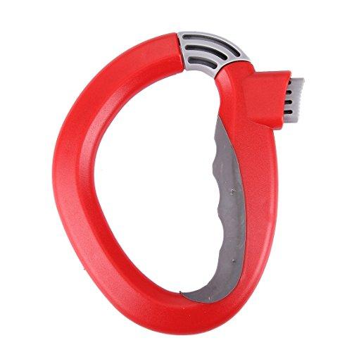 YGMOTO XJFM AYSMG Shopping Grocery Bag Portable Grip Conveniente Manija Gancho for Compras, Entrega de Color al Azar (Color : Color1)