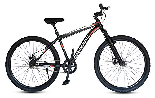 29 INCH Mountain Bicycle CRADIAC- Black & RED