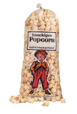 Popcorntüte Lausbub transparent 100 g Polybeutel 2 Liter 15,5 x 36,5 cm (100)