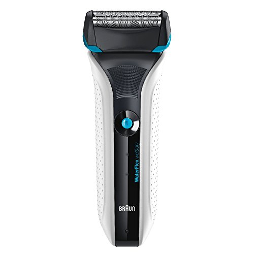 Braun Waterflex White - Afeitadora de láminas