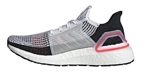 adidas Ultraboost 19 W Zapatillas de running para mujer, color blanco, color Blanco, talla 42 2/3 EU