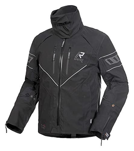 Rukka Realer GTX Giacca tessile moto Nero/Bianco