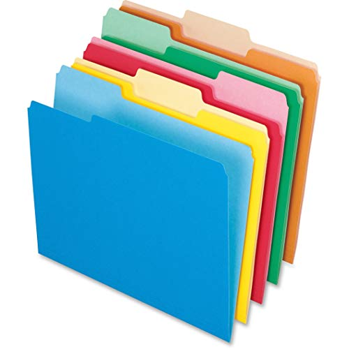 Pendaflex Two-Tone Color File Fo...