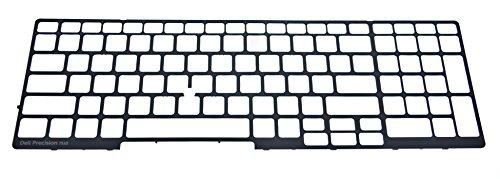 Dell Precision 7510 US International Keyboard Shroud Surround Lattice Bezel HP0P4