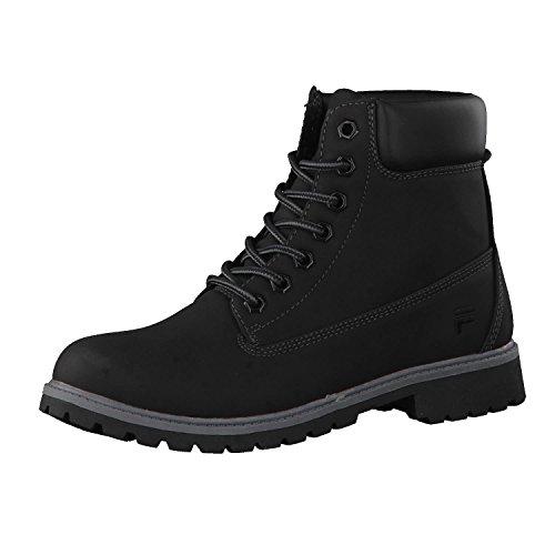 Fila Maverick Mid Wmn Black/Black 101019612V, Boots, Noir, 39 EU