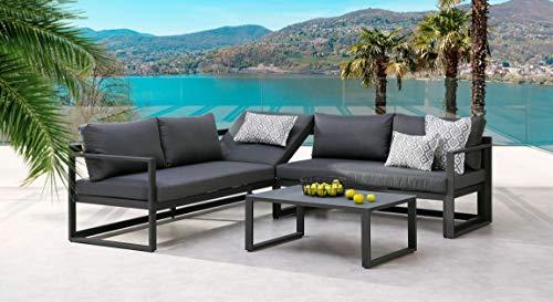 Lounge-Gruppe RHODOS anthrazit - (98693050)