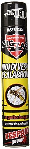 Zigzag Insetticida Nidi di Vespe e Calabroni - 500 ml