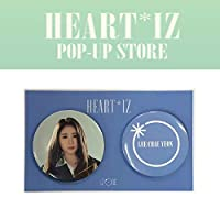 IZ*ONE (チェヨン) PIN BUTTON SET [HEART*IZ POP UP STORE GOODS] OFFICIAL MD アイズワン 公式