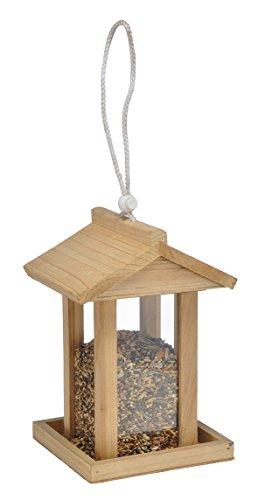 Vogelfutterhaus aus Holz