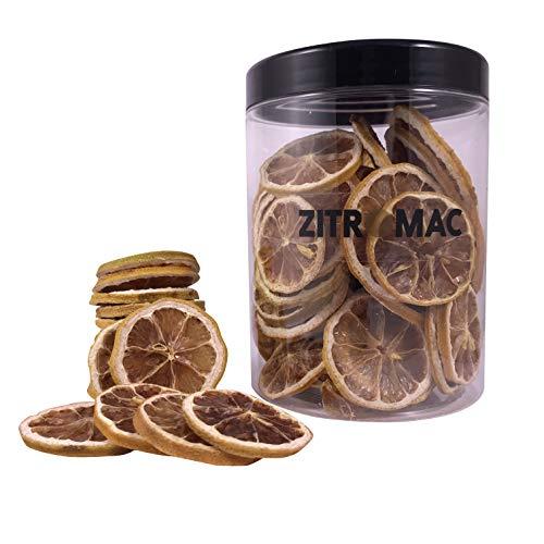 Scheiben von trockener Limette, getrocknete Früchte für Cocktails, getrocknete Limette als Dekoration für Getränke/Deko Krone/Weihnachten, 100{befd324387554d2711cb18d0740afc475c09e7791a007c1cc9c029683b0ac2fa} natürliche Qualität Limetten, große Aufbewahrungtasse