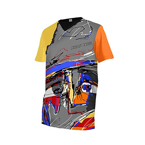 Uglyfrog Neu Kurze Ärmel Jersey Frühlingsart Motocross Mountain Bike Downhill Shirt Herren Sportbekleidung Kleidung