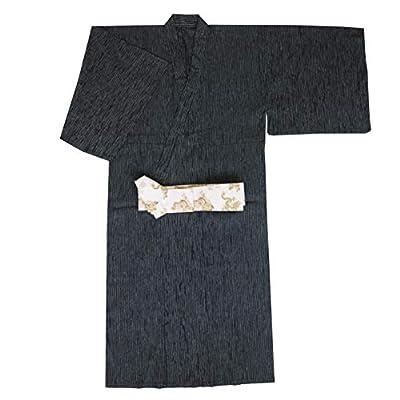Surugajino Samueya Mens Yukata Set 161-1800