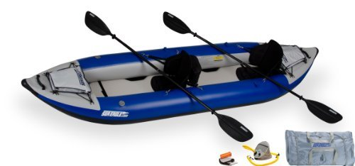 Sea Eagle 380x Inflatable Kayak with Pro Package by Sea Eagle