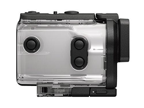 Sony FDR-X3000R 4K Action Cam mit BOSS Live View Remote Fernbedienung – weiß - 15