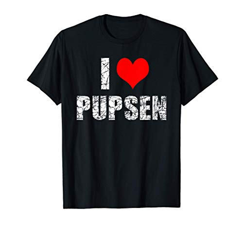 I love Pupsen T-Shirt