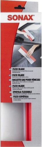 SONAX FlexiBlade (1 Stück) blitzschnelles Trocknen von nassen Flächen bei maximaler Oberflächenschonung | Art-Nr. 04174000