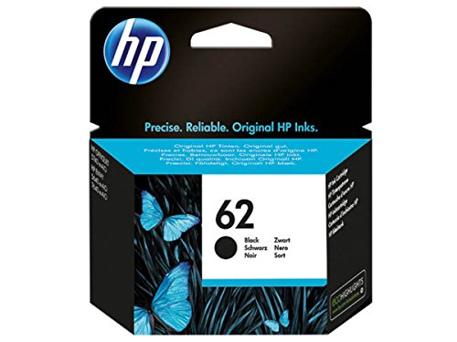 HP 62/C2P04AE Tête d'impression Noir 200 pages Convient pour imprimante Envy 5643 e-All-in-One