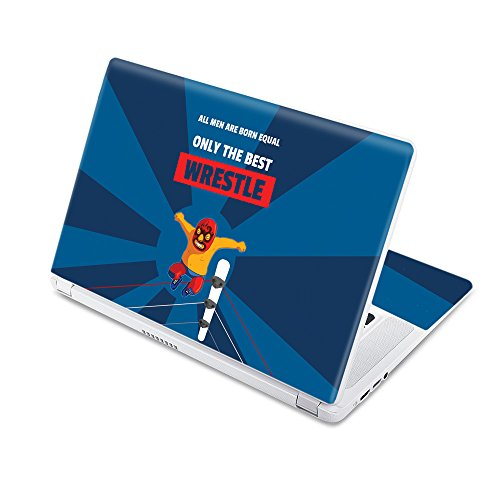 """MightySkins Skin Compatible with Acer Chromebook 15 15.6"""" (2017) - Best Wrestle   Protective, Durable, and Unique Vinyl Decal wrap Cover   Easy to Apply, Remove, and Change Styles   Made in The USA"""