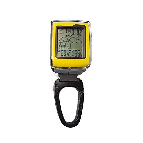 RUIX Termometro Digitale Barómetro De Brújula De
