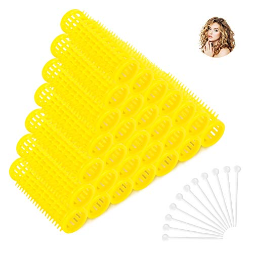 36 PCS Hair Rollers Curlers Set ...