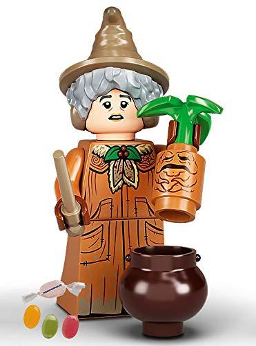 Lego® 71028 Harry Potter™ Minifiguren Figur 15 Professor Pomona Sprout zusätzlich 1 x Sticker-und-co...