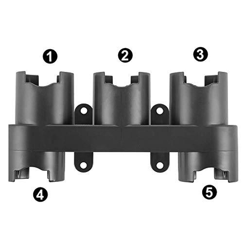 Wandhouder handstofzuiger modellen voor Dyson V7, V8, V10 stofzuiger opbergkast 5 gaten houder voor Dyson