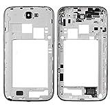 YUEZHIMY Intercambiable para Piezas dañadas Vivienda Posterior IPartsBuy for Samsung Galaxy Note II / N7105 Accesorios (Color : White)