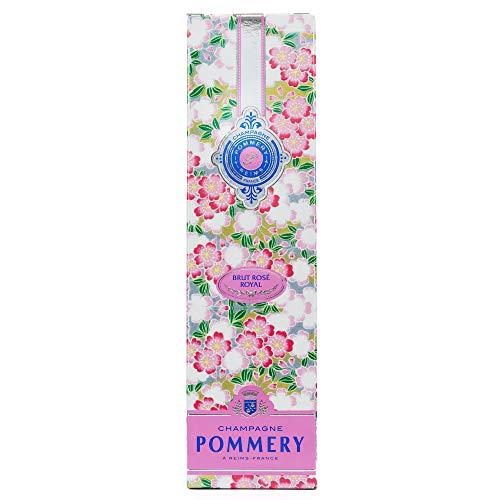 Pommery BRUT ROSÉ in Hanami-Geschenkpackung Roséchampagner (1 x 0.75 l) - 4