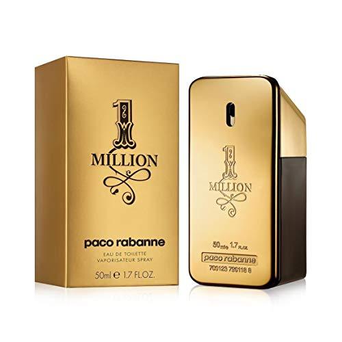 Paco Rabanne 1 Million Edt Natural Spra - 50 ml