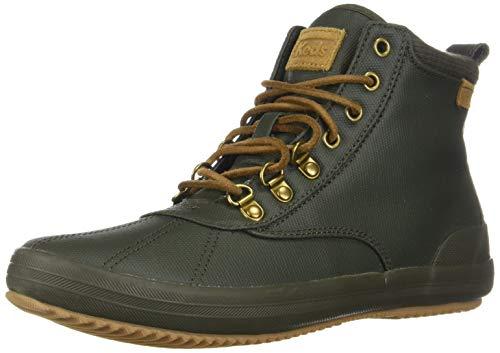 Keds Scout Damen Stiefel, wasserabweisend, Thinsulate, Grün (olivgrün), 40 EU