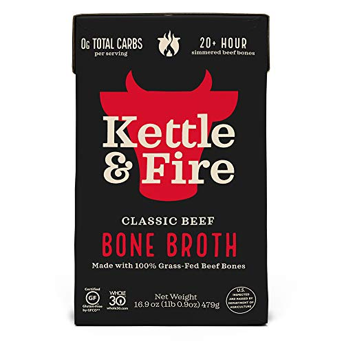 Beef Bone Broth Soup