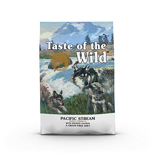 Taste Of The Wild pienso para cachorros con Salmon ahumado 2 kg Pacific stream puppy ⭐