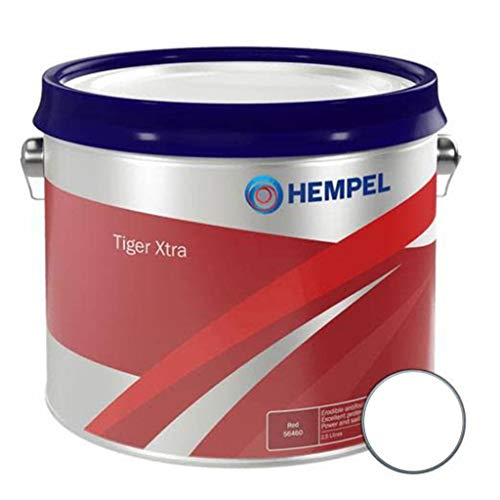 Hempel Paints Tiger Xtra Antifouling - White - 2.5L