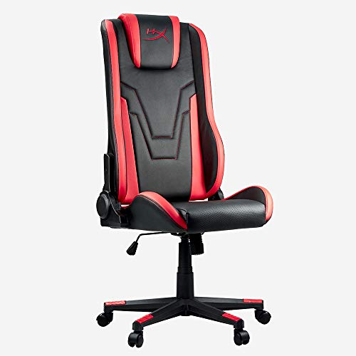 HyperX Stealth Gaming Chair, PU Leather, Rot