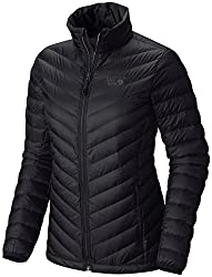 Mountain Hardwear Micro Ratio Down Jacket Black SM