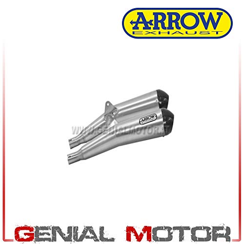 71851RKI Auspuff Arrow ProRacing Thruxton 1200 R 2016 > 2019