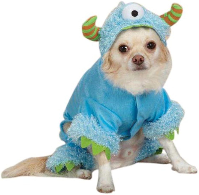 de moda Casual canina zw42370819Monster Patas disfraz XS azul azul azul  Disfruta de un 50% de descuento.