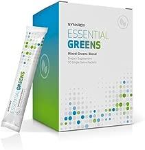 Essential Greens 30 single serve packets 5.3oz
