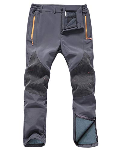Gash Hao Mens Snow Ski Waterproof Softshell Snowboard Pants...