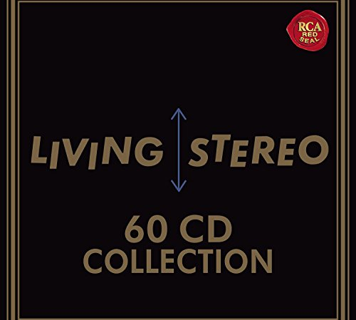 Living Stereo Collection (Coffret 60 CD)