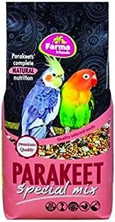 FARMA PARAKEET AND SAMLL PARROT MIX FOOD 20 KG