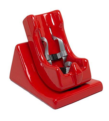 Tumble Forms2 Deluxe Etage Sitter, Klein, Rot, Feeder Sitzstellungs & Wedge, für Haus, Klinik, Schule, Alternative zu den Toiletten, keine komplizierten Einstellungen