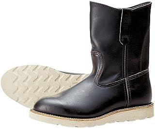 [レッドウィング] RW8169 9inch Pecos Boots 9インチ ペコスブーツ/ブラック「クローム」